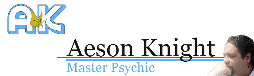 Welcome to Aeson Knight Logo