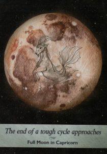 Full Moon in Capricorn